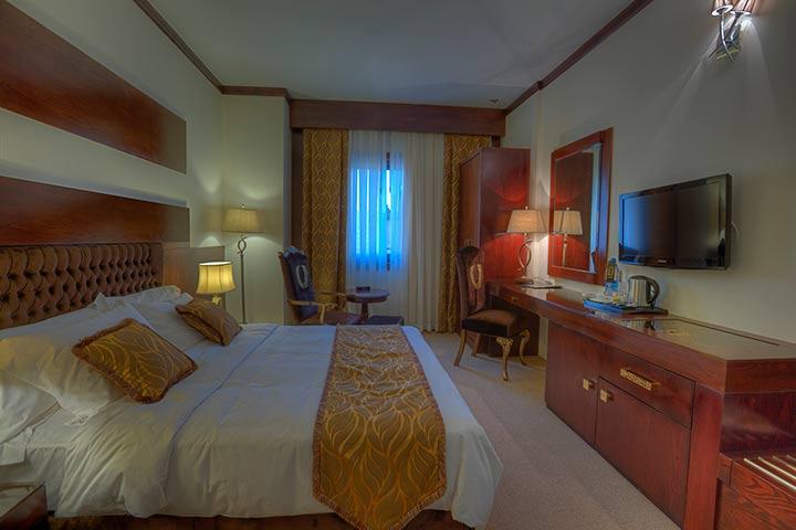 هتل مجلل درویشی - از بهترین هتل های مشهد
