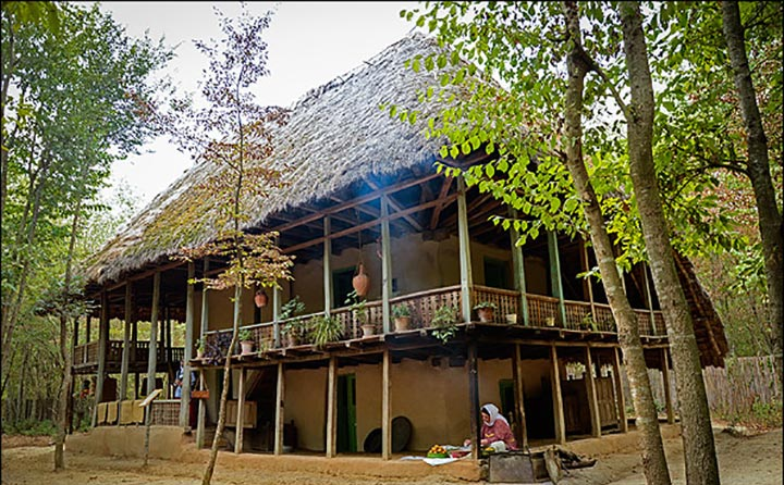 موزه میراث روستایی گیلان ، جایی برای حفظ فرهنگ این سرزمین