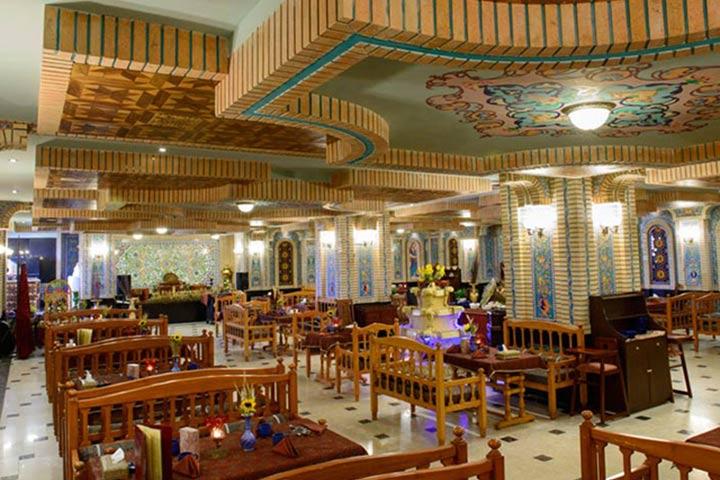 قصر طلایی مشهد