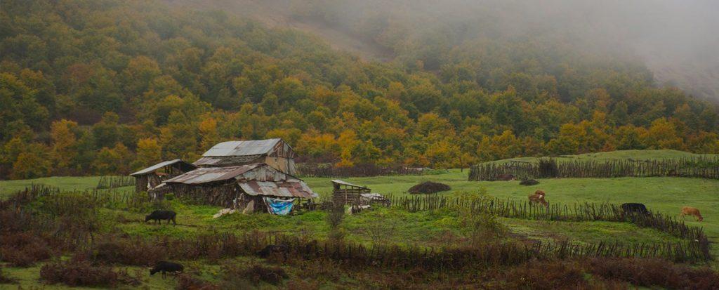 دیلمان ، ییلاق افسونگر استان باران