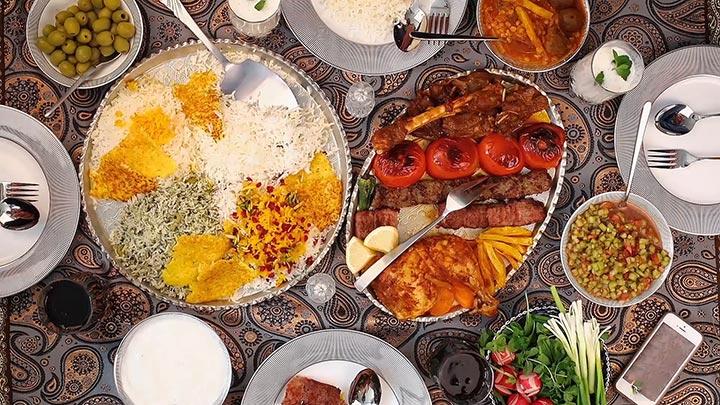 غذاهای محلی مازندران