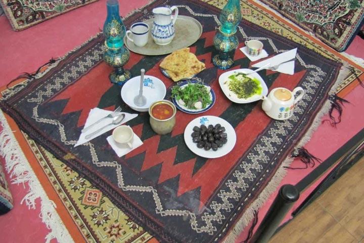 رستوران های کرمان