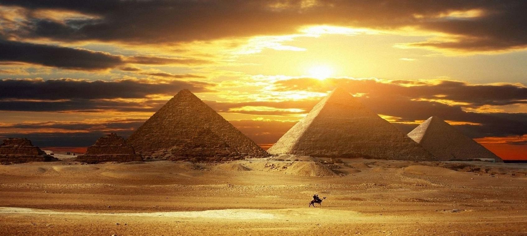 اهرام مصر ؛ باشکوه ترین معمای تاریخ