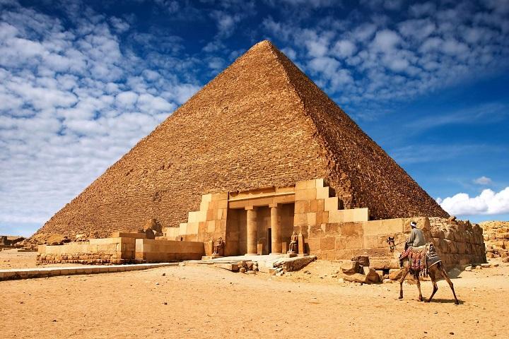 اهرام مصر ۱۴