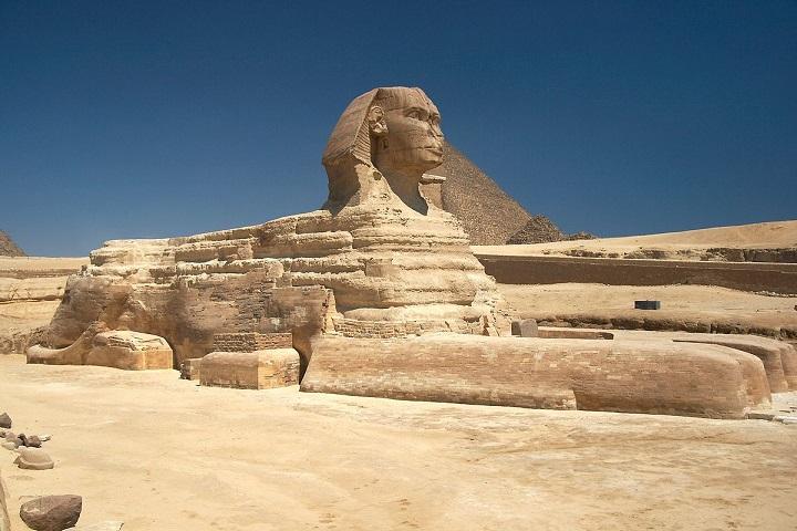 اهرام مصر ۱۶