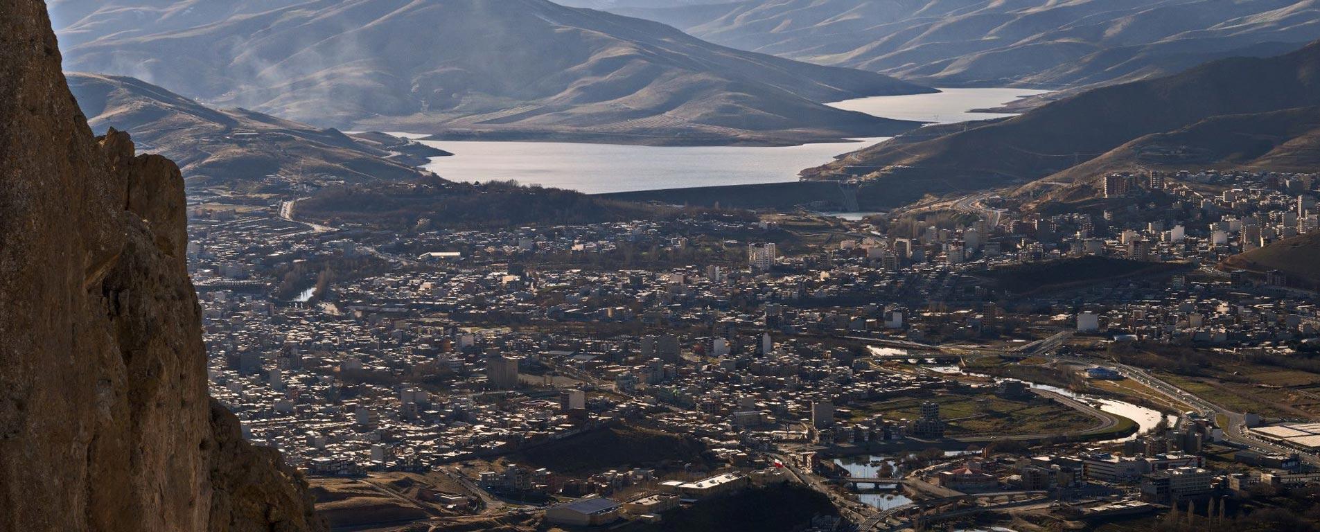 جاهای دیدنی مهاباد ؛ نگین آذربایجان غربی