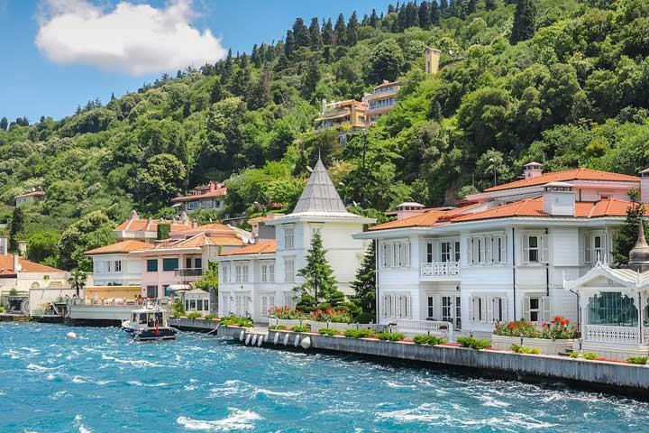 جزایر پرنس|دیدنیهای استانبول