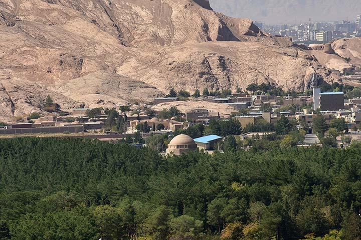 مراکز تفریحی کرمان