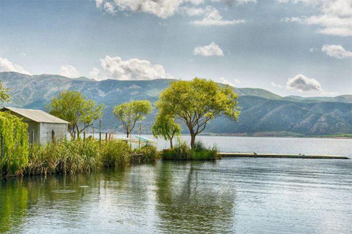 دریاچه زریوار | جاهای دیدنی سنندج