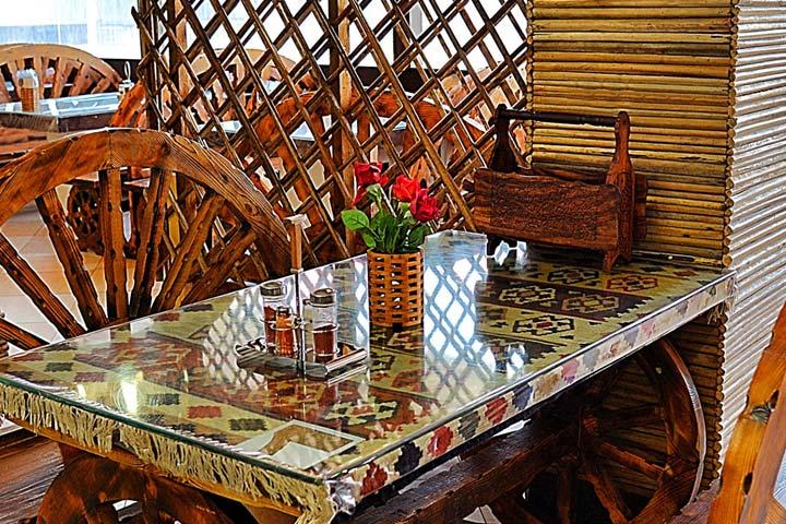 رستوران دریا | بهترین رستوران های قشم