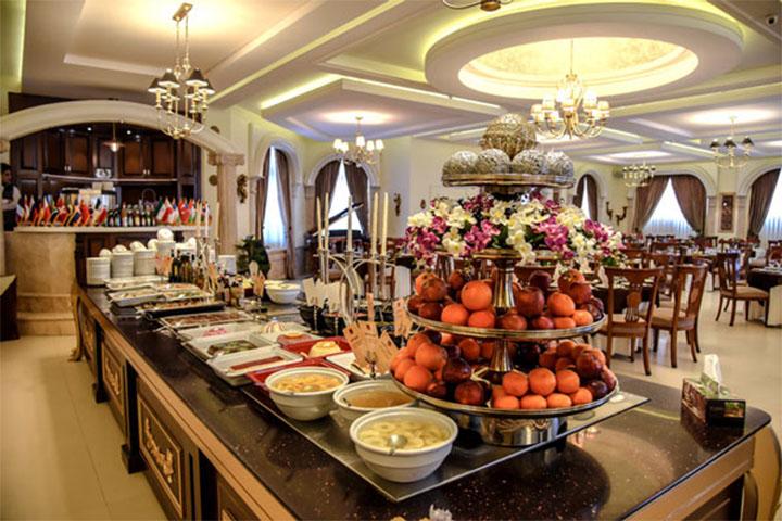 رستوران ارم شاندیز | رستوران های معروف مشهد