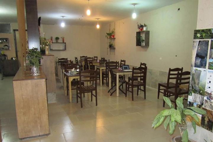 کافه و رستوران تراس | رستوران های معروف مشهد