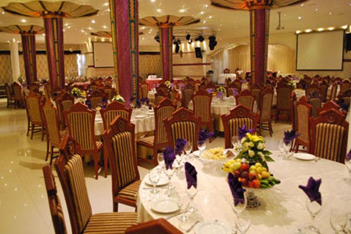 رستوران قصر هدیش مشهد