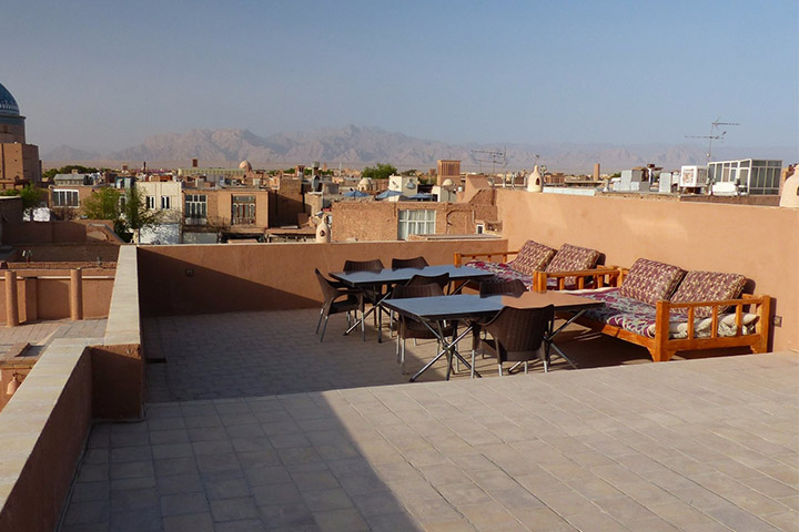 رستوران مارکوپولو | رستوران های یزد