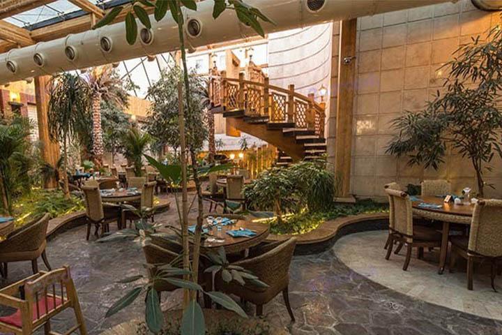 رستوران هتل درویشی | رستوران های معروف مشهد