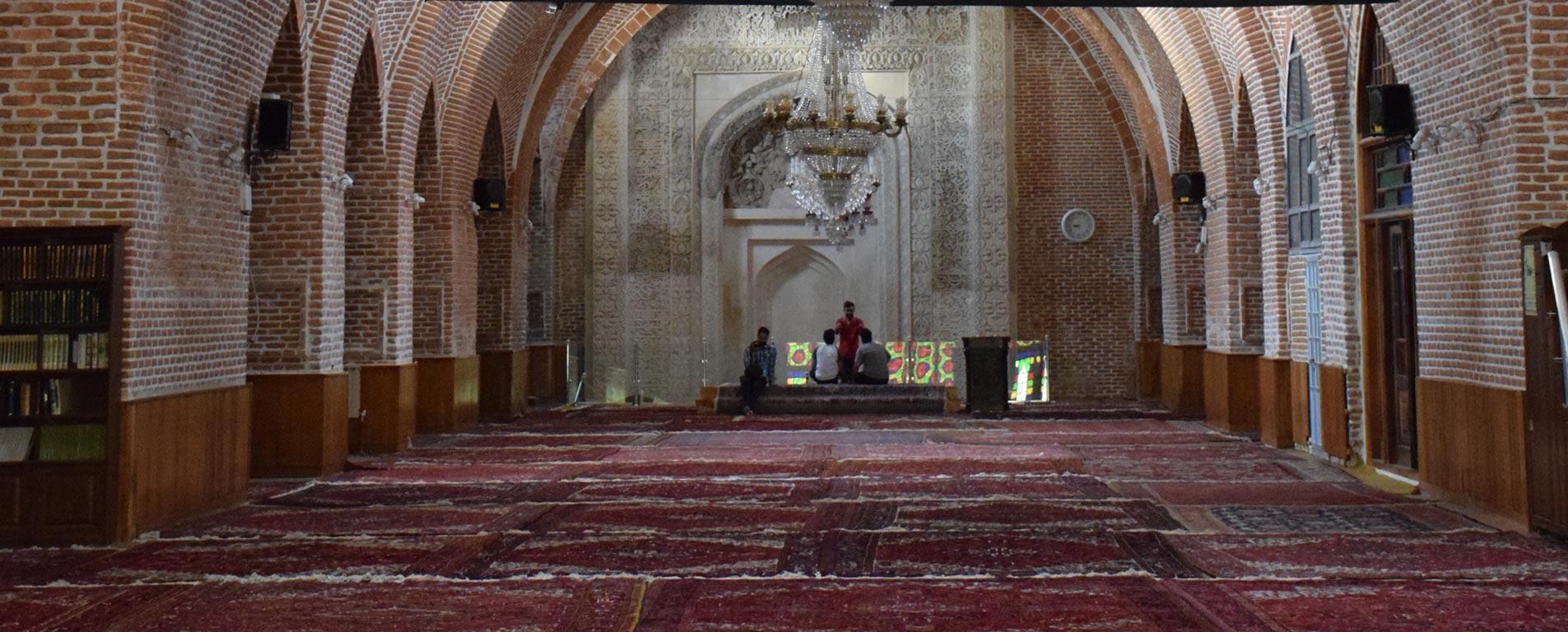 مسجد جامع تبریز ، از صدر اسلام تا شکوه معماری مغولی