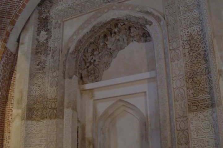 محراب مسجد جامع تبریز