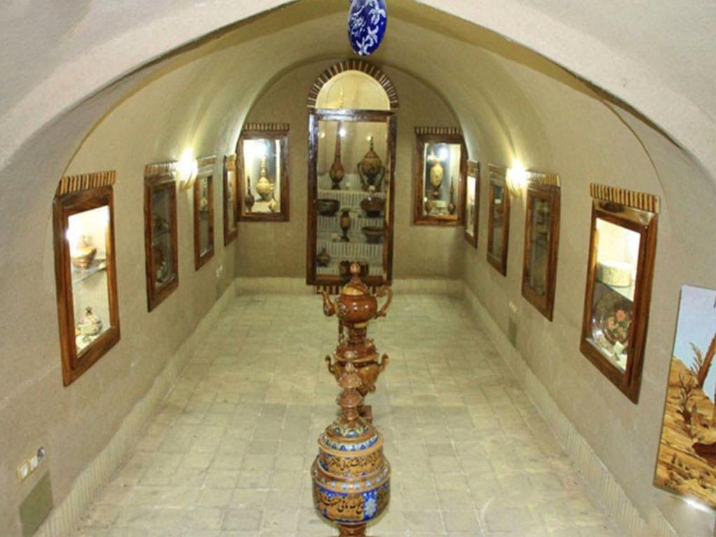 موزه خراطی | جاهای دیدنی اهواز