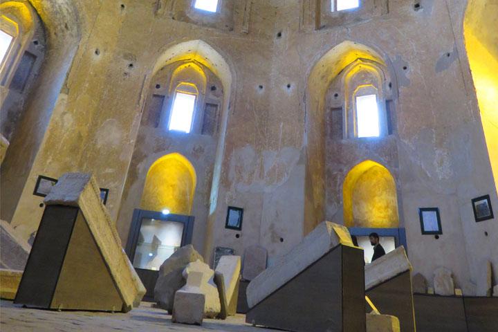 موزه سنگ کرمان