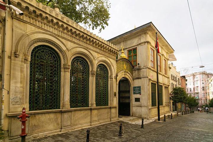 موزه مولوی خانه گالاتا