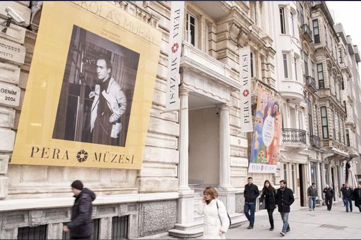 موزه پرا از جاذبههای استانبول