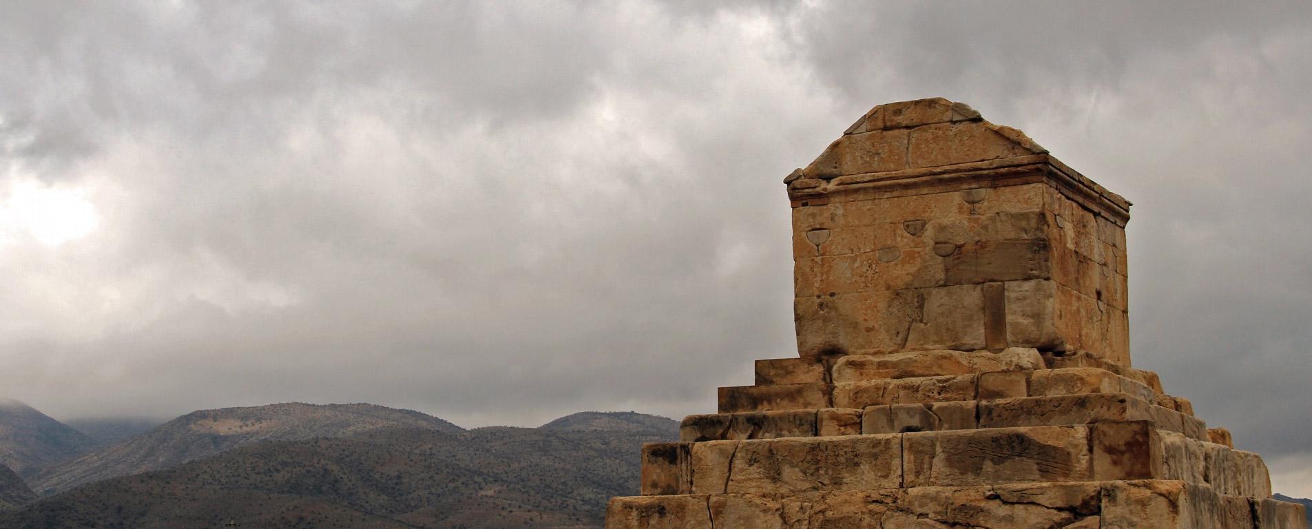 پاسارگاد شیراز ، شهری باشکوه به زیبایی افسانههای ملل