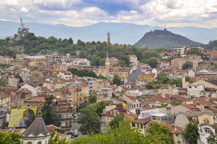پلوودیو ، بلغارستان | از شهرهای تاریخی جهان