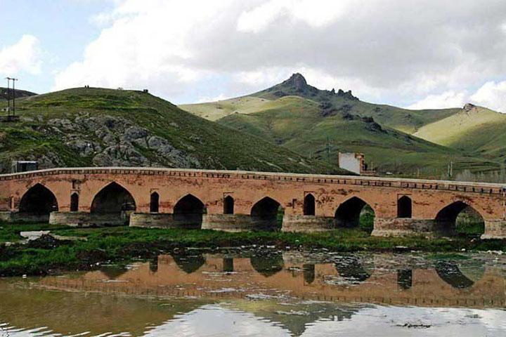 پل قشلاق | جاهای دیدنی سنندج