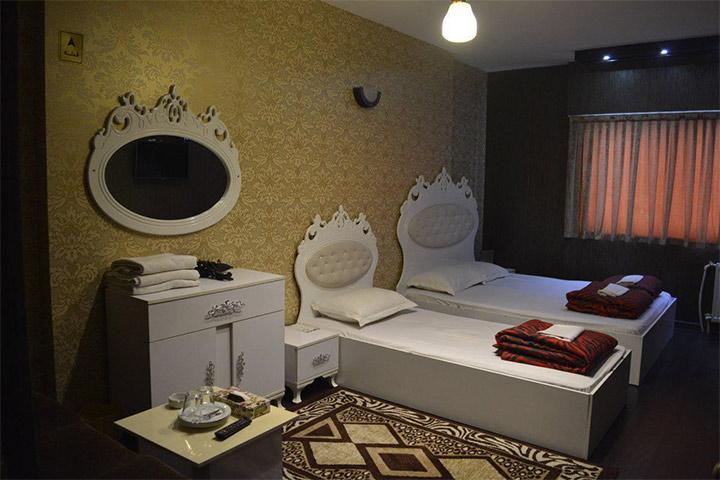 کاسپین از مناسبترین هتل های تبریز