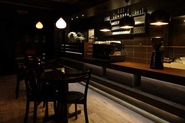 کافه و رستوران و دیوار