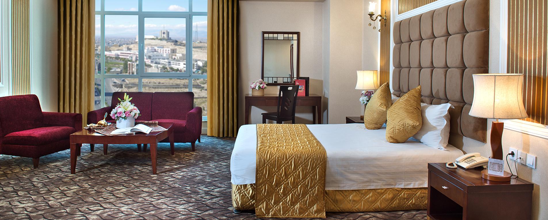 هتل های تبریز ، اقامتی به یاد ماندنی در شهر تاریخی آذربایجان