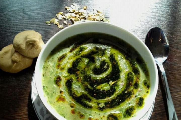 آش شولی - از محبوبترین غذاهای یزد