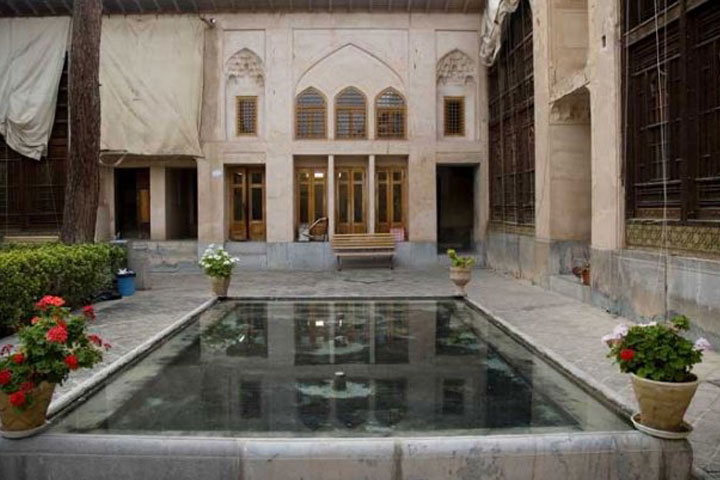خانهی اخوان حقیقی | خانه های تاریخی اصفهان