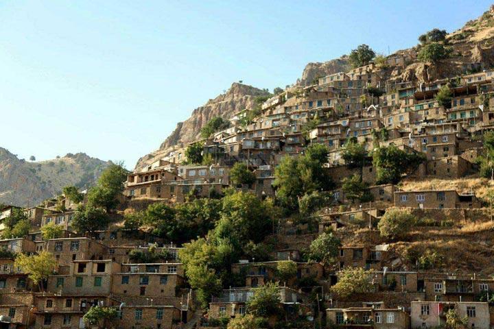 تخت اورامان | سرزمین خورشید تابان
