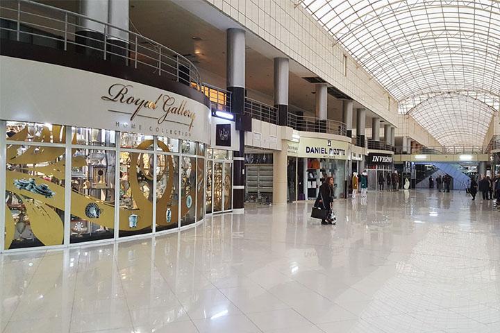 بازار صدرک | مراکز خرید باکو