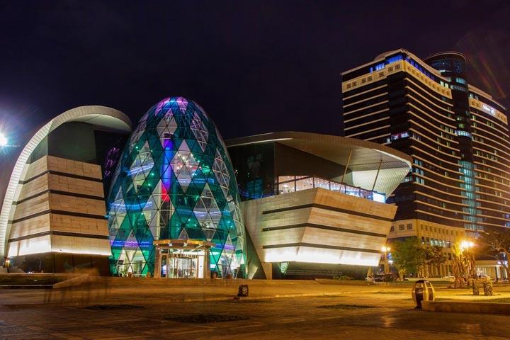 بلوار پارک | مراکز خرید باکو