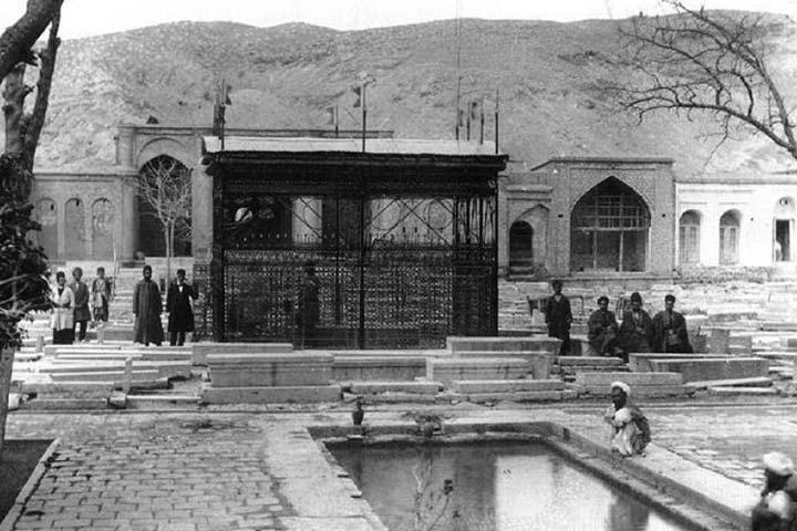 حافظیه در دوران قاجار