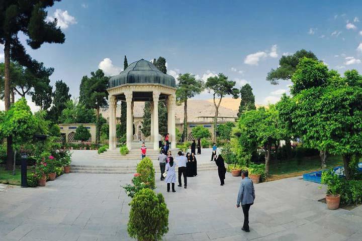 حافظیه پس از انقلاب اسلامی