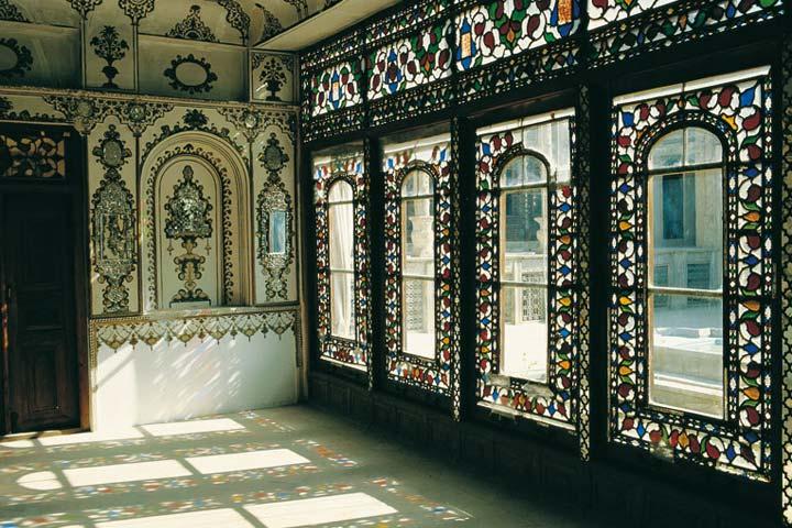 خانه ی اعلم | خانه های تاریخی اصفهان