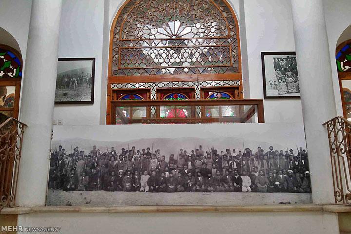 در سال 1357 هجری شمسی خانه مشروطه تبریز به موزه تبدیل شد
