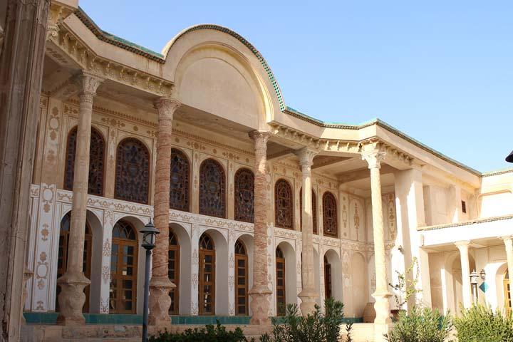 خانه ی سرتیپ | خانه های تاریخی اصفهان