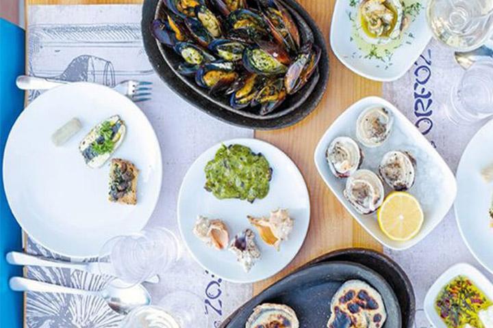 رستوران اورفوز استانبول