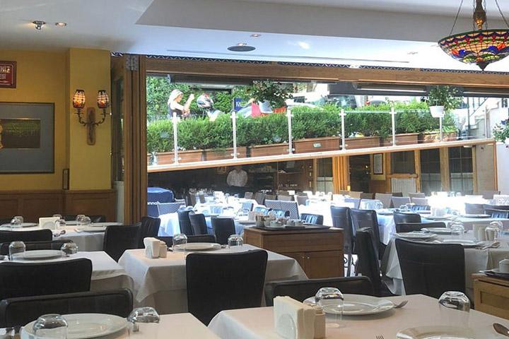 رستوران هونکار