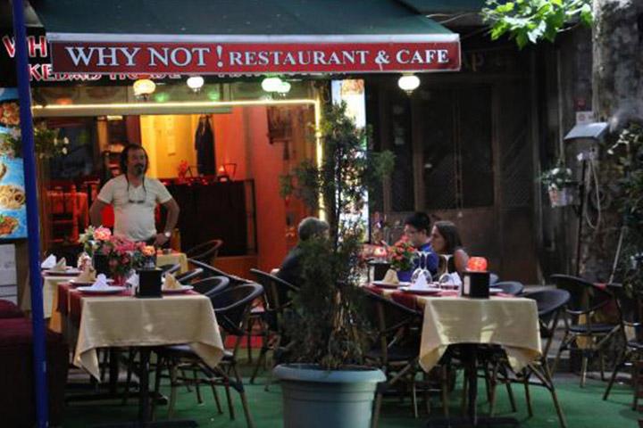 رستوران وای نات استانبول