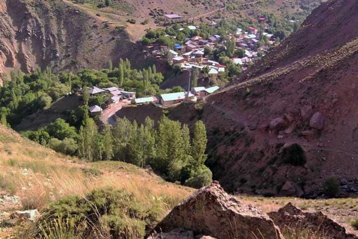 روستای مورود