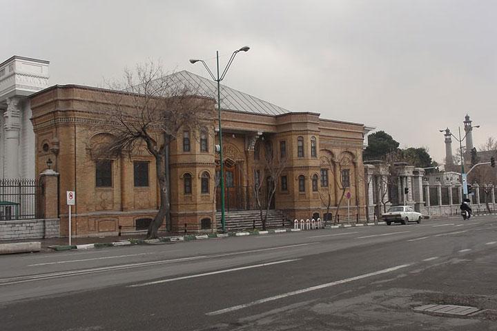 کاربرد عمارت بهارستان درحال حاضر بهعنوان موزه مجلس شورای اسلامی است