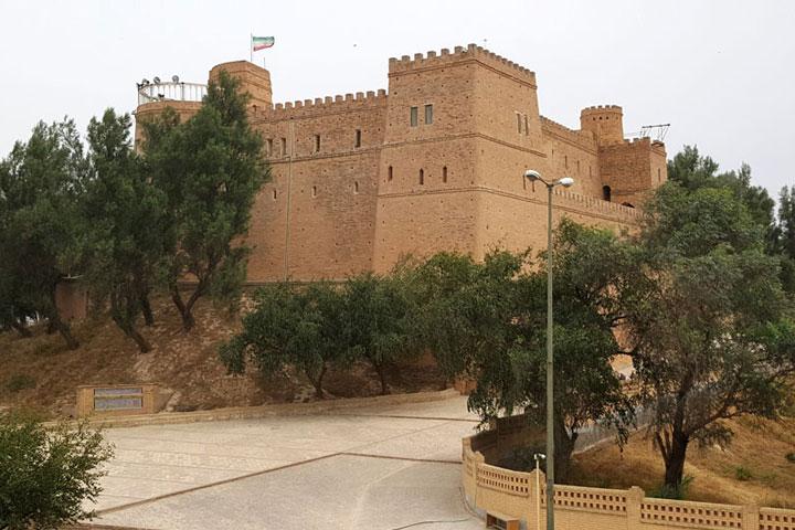 قلعه شوش ، دروازه تمدن