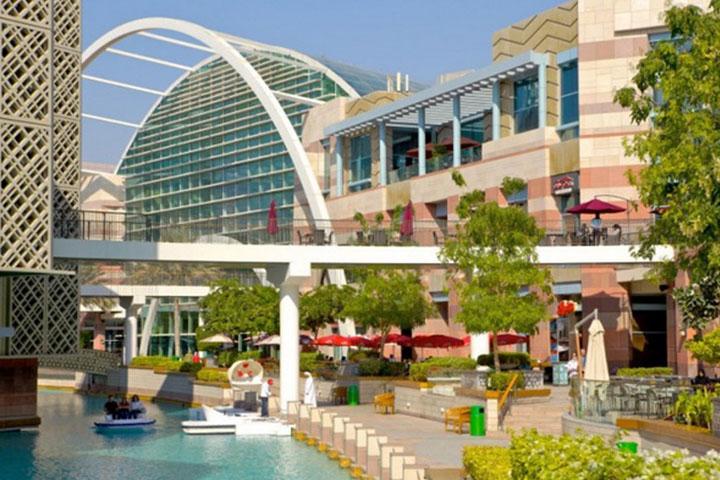مرکز خرید فستیوال سنتر دبی