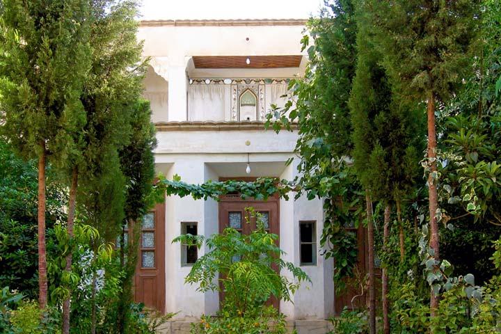 خانه ی مصورالملکی | خانه های تاریخی اصفهان
