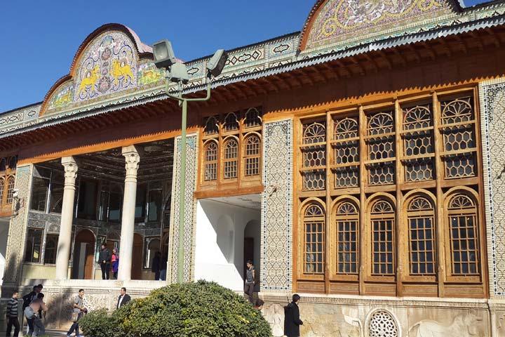 عمارت نارنجستان